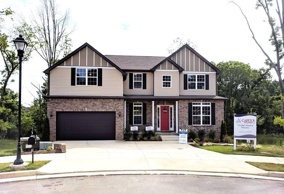 Homes in Nashville TN at Delvin Downs Estates