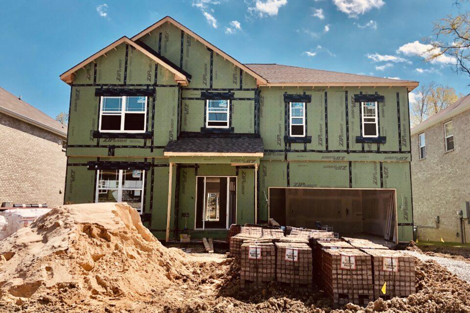 exterior - under construction