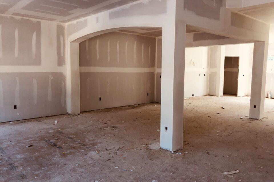 lving room / dining room