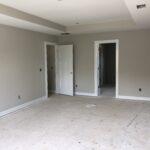 unfinshed room