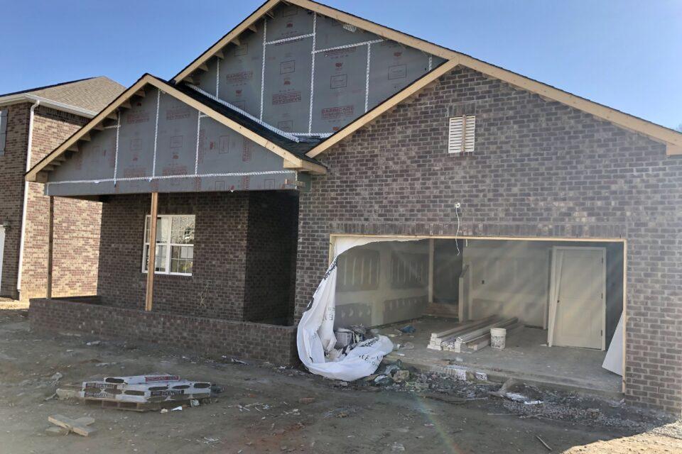new constuction exterior