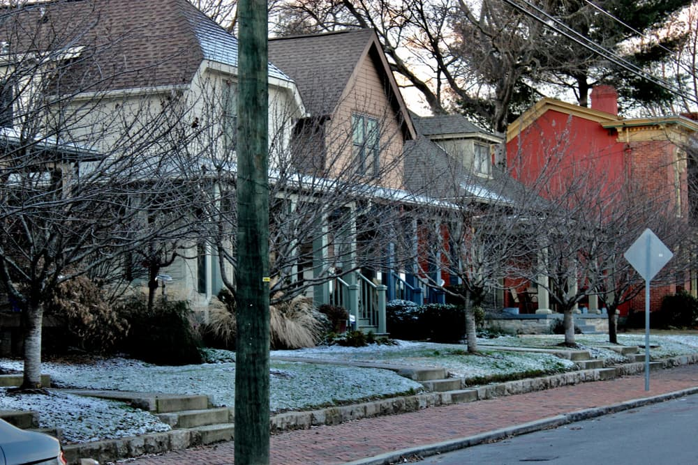 Picture of one of the best neighborhoods to live in Tennessee